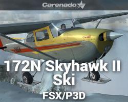 Cessna 172N Skyhawk II Ski