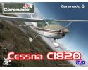 Carenado Cessna C182Q for FSX