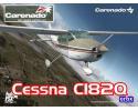 Cessna C182Q for FSX