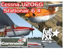 Cessna U206G Stationair 6 II for FSX