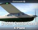Cessna 210M Centurion II for X-Plane