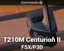 Cessna T210M Centurion II HD Series for FSX/P3D