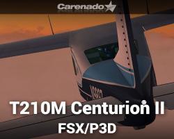 Cessna T210M Centurion II HD Series