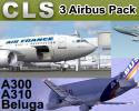 3 Airbus Pack for FSX & FS2004