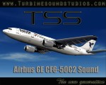 TSS Airbus A300 CF6-50 Engine Sound pack - FS2004