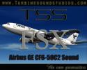 Airbus A300 CF6-50 Engine Sound Pack for FSX/P3D