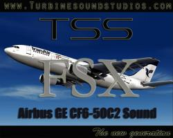 Airbus A300 CF6-50 Engine Sound Pack