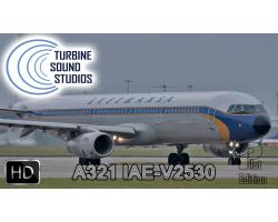 Airbus A321 HD IAE-V2530 Pilot Edition Sound Pack