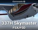 Cessna 337H Skymaster HD Series for FSX/P3D