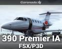 Beechcraft 390 Premier IA for FSX/P3D