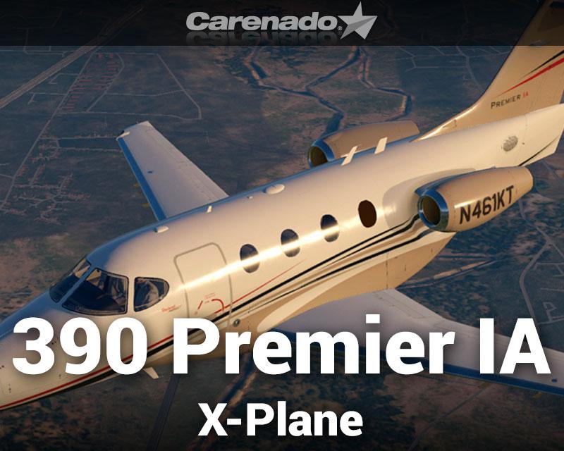 Beechcraft 390 Premier IA for X-Plane 11