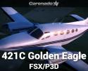 Cessna 421C Golden Eagle for FSX/P3D
