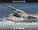 690B Turbo Commander for X-Plane