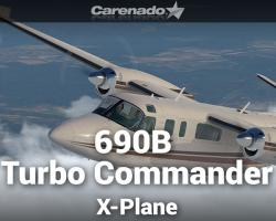 690B Turbo Commander