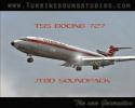 Boeing 727 JT8D engine sound pack