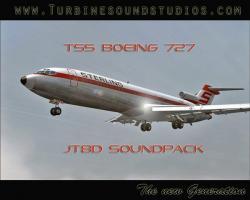 Boeing 727 JT8D Sound Pack