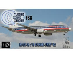 Boeing 737-800/900 CFM56-7B27 Pilot Edition v2 Sound Pack