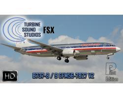 Boeing 737-800/900 CFM56-7B27 Pilot Edition v2 Sound Pack