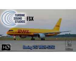 Boeing 757-RB211-535C Pilot Edition Sound Pack