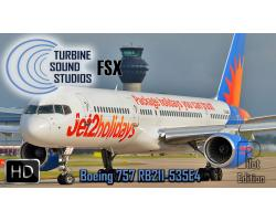 Boeing 757-RB211-535E4 Pilot Edition Sound Pack