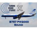 TSS Boeing 757 PW2000 Sound Pack for FSX