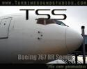 TSS Boeing 767 RR engine sound pack - FSX/FS2004