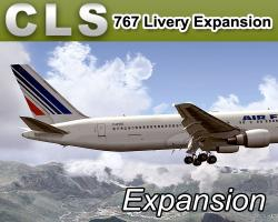 767 Livery Expansion Pack