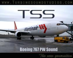 Boeing 767 PW Sound Pack