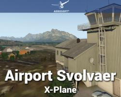 Airport Svolvaer for X-Plane