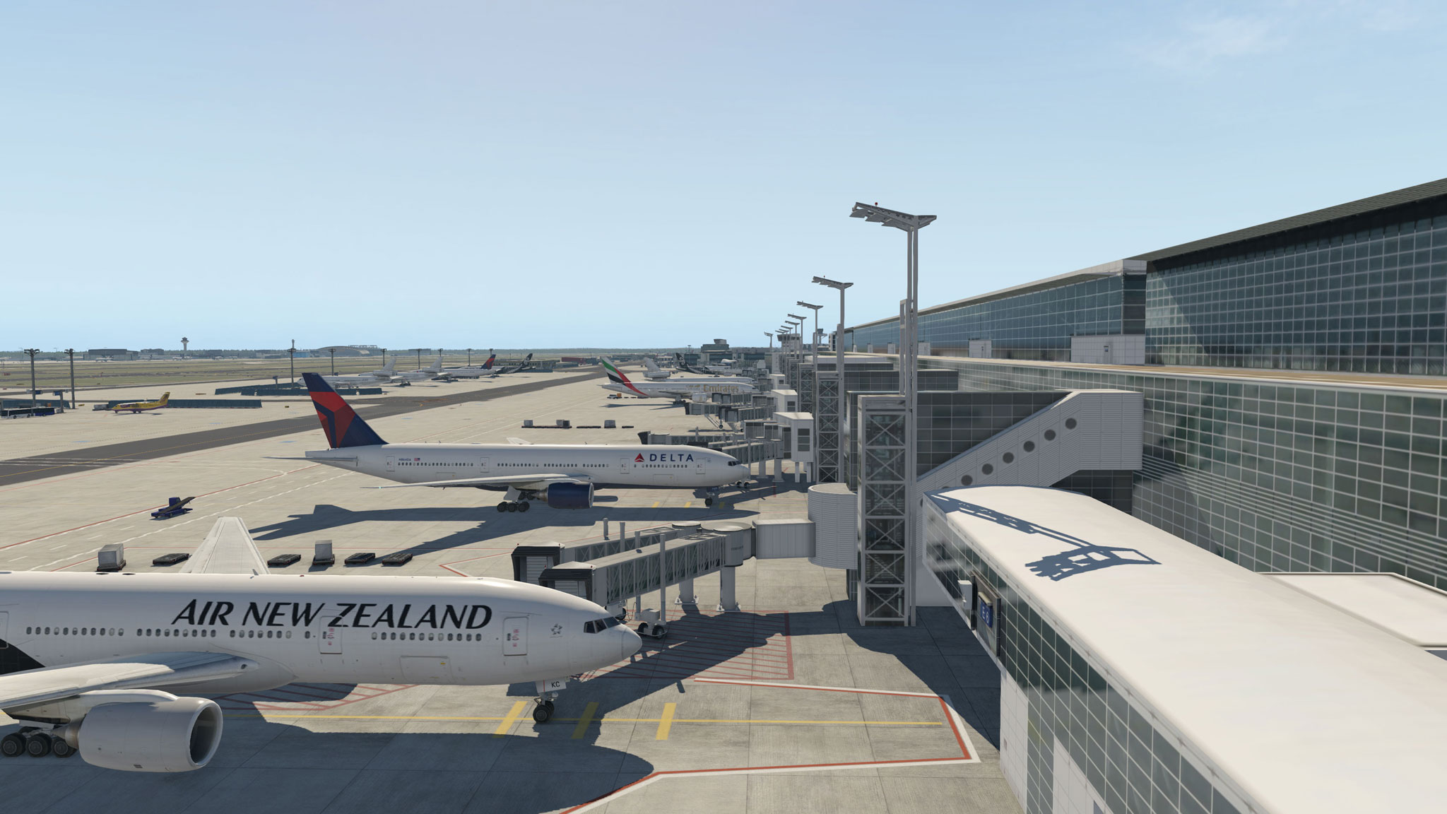 Airport Frankfurt Scenery for X-Plane 11