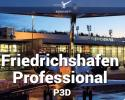 German Airports: Friedrichshafen Professional Scenery for P3D
