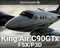 King Air C90GTx HD Series for FSX/P3D