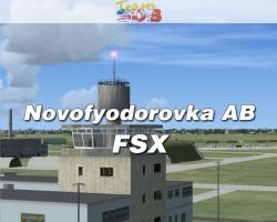 Novofyodorovka AB (Saky) Scenery