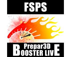P3D Booster Live (FPS Performance Booster)