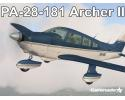 Carenado Piper PA-28-181 Archer II for FS2004