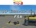 RAF Linton-on-Ouse Scenery for FSX/P3D