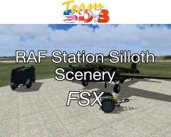 RAF Station Silloth Scenery for FSX/P3D