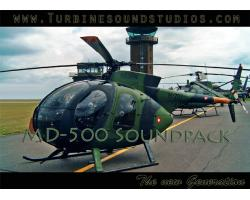 MD-500 Sound Pack