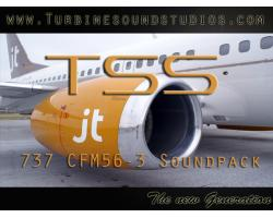 Boeing 737-300 CFM-56-3b Sound Pack