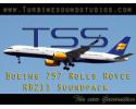 TSS Boeing 757 Rolls Royce RB-211 engine sound pack for FSX/FS2004