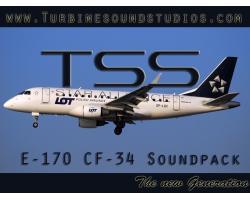 EMB-170 CF-34 Sound Pack
