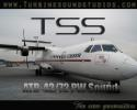 TSS ATR-42/72 PW engine sound pack - FSX/FS2004