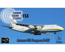 Antonov-124 Progress D-18T Pilot Edition Sound Pack