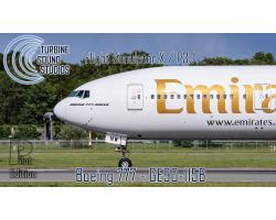 Boeing 777 GE-90-115B Pilot Edition Sound Pack for FSX/P3D