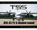 ATR-42/72 6-Bladed PW Sound Pack for FSX/P3D