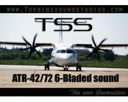 ATR-42/72 6-Bladed PW engine sound pack