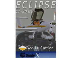 Diamond DA-20-C1 Eclipse for FSX