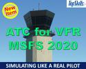 Using ATC for VFR in MSFS Training Video