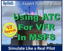 Using ATC for VFR in MSFS Tutorial Video