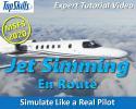 En Route: Jet Simming in MSFS 2020 Tutorial Video